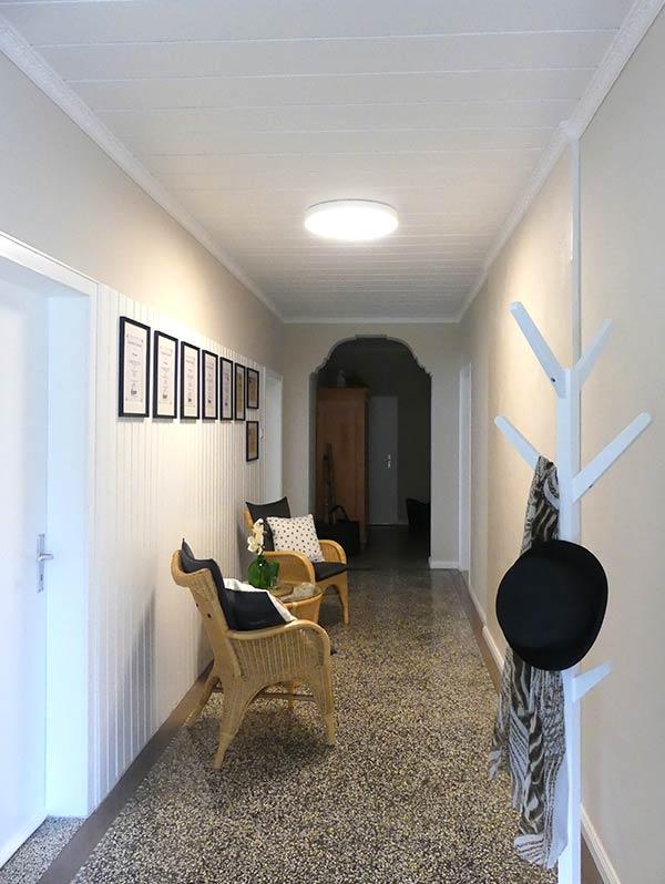 Praxis Udo Josef Henke: Eingangsbereich