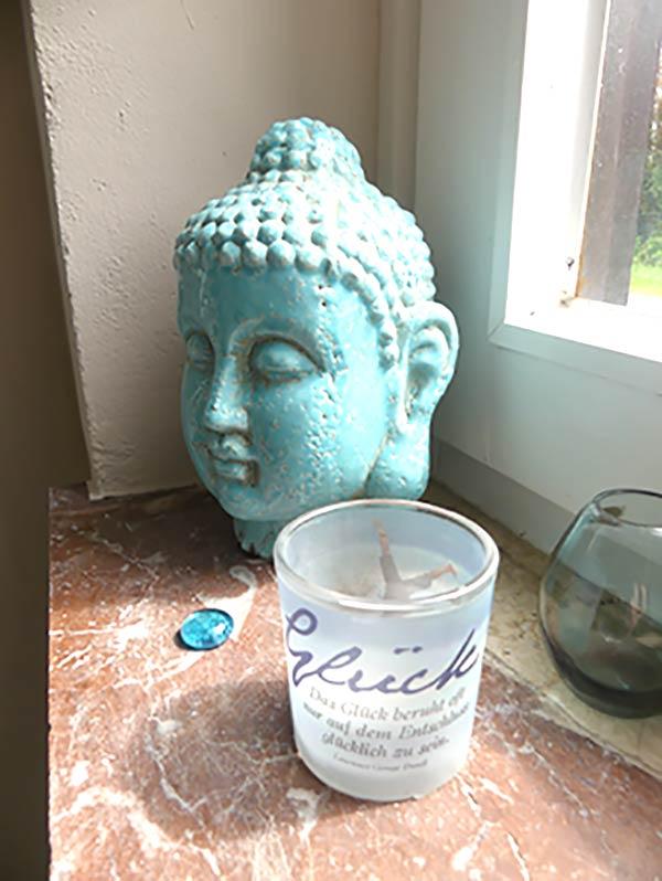 Praxis Udo Josef Henke: Buddha und Glück