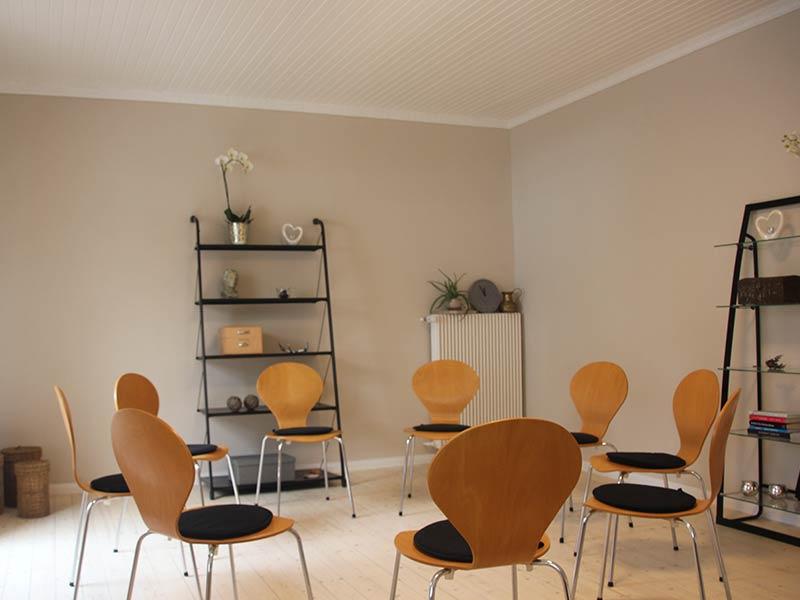 Raum für Kurse & Workshops