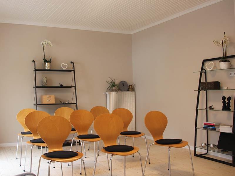 Seminarraum für Kurse & Workshops